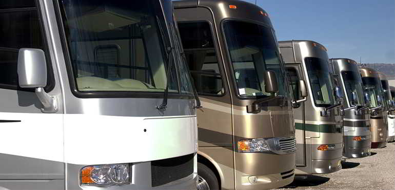 Hire Luxury Buses in Dubai